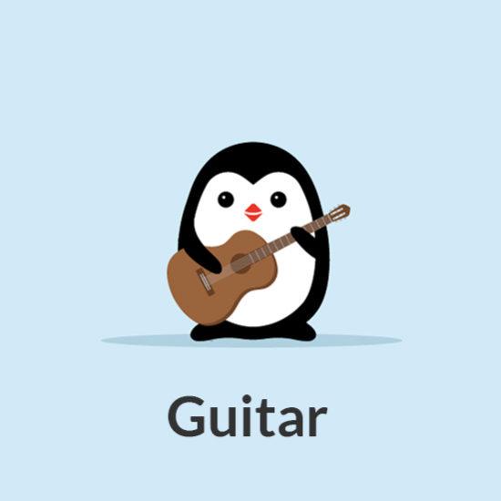 Guitar 7 Notes Music School