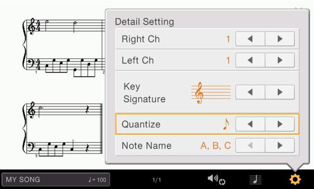 Using a Yamaha Clavinova to Record and Print Music - 7-notes Music