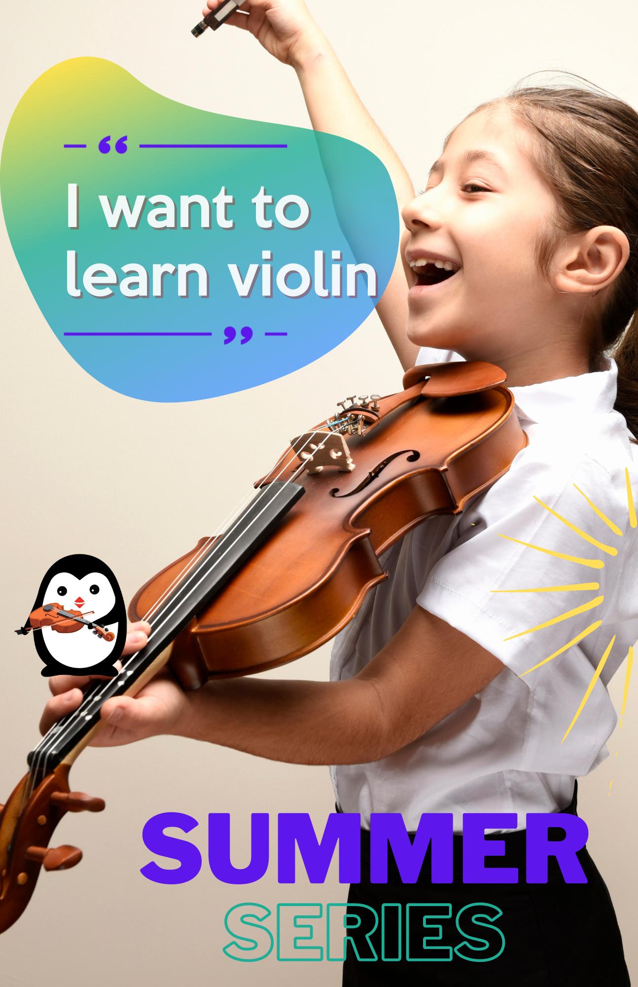 violin lessons in Frisco